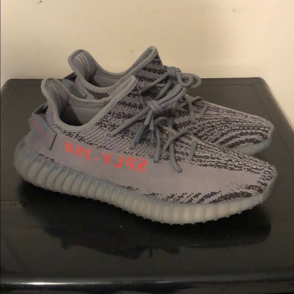 hot sale online adffa 21ba3 Men's Beluga 2.0 Yeezy Boost Size 10